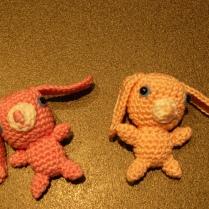 Mini konijntjes