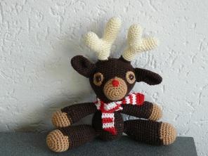Rudolf, ook als het geen kerst is is hij leuk