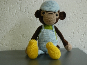 Boeren aap