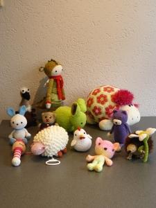 Deze collectie is op 7 januari 2015 gebracht bij Sophia kinderziekenhuis