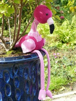 Flamingo verbeterde versie